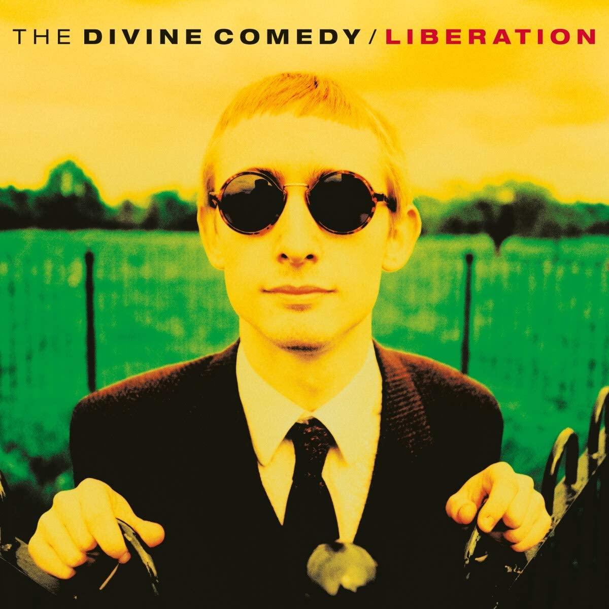 Copertina Vinile 33 giri Liberation di The Divine Comedy