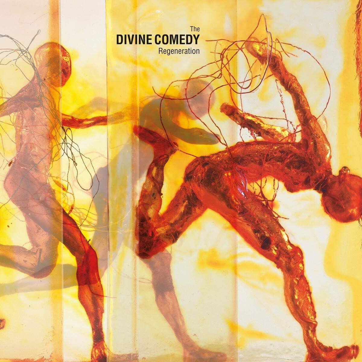 Copertina Vinile 33 giri Regeneration di The Divine Comedy