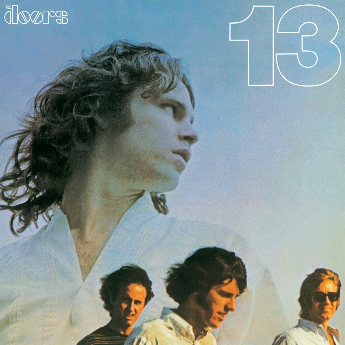 Copertina Vinile 33 giri 13 di The Doors