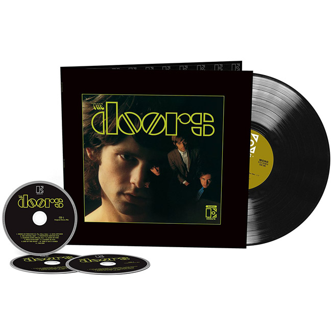 Copertina Vinile 33 giri The Doors | 50° Anniversario di The Doors