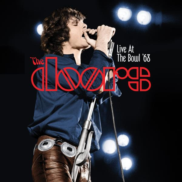 Copertina Disco Vinile 33 giri Live at the Bowl '68 [2 LP] di The Doors