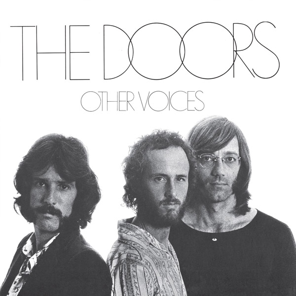 Copertina Disco Vinile 33 giri Other Voices di The Doors