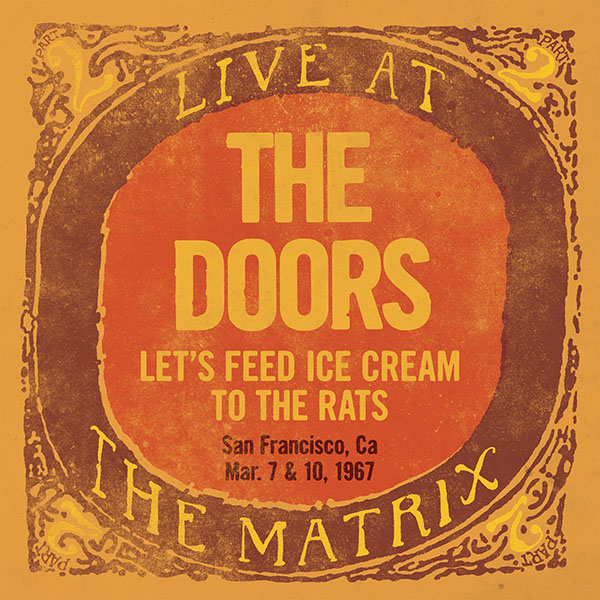 Copertina Vinile 33 giri Live at the Matrix Part II di The Doors