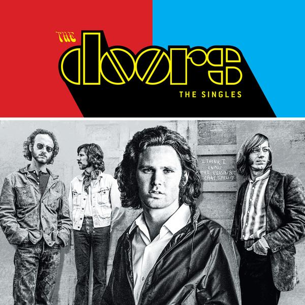 Copertina Vinile 33 giri The Singles [Cofanetto 20 Singoli 45 Giri] di The Doors