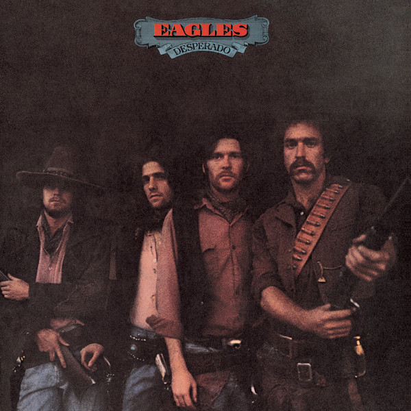 Copertina Disco Vinile 33 giri Desperado di Eagles