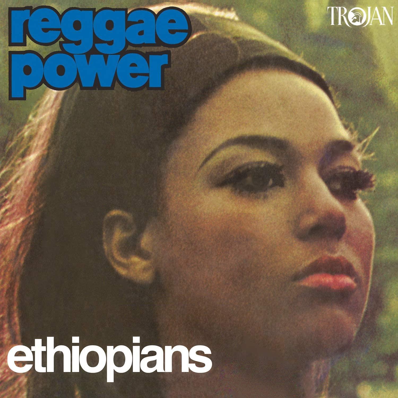 Copertina Vinile 33 giri Reggae Power di The Ethiopians