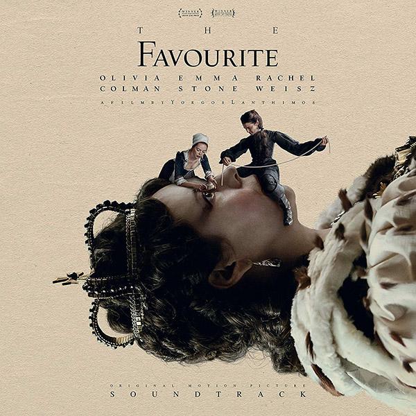 Copertina Vinile 33 giri La Favorita [Soundtrack 2xLP] di Vari Artisti