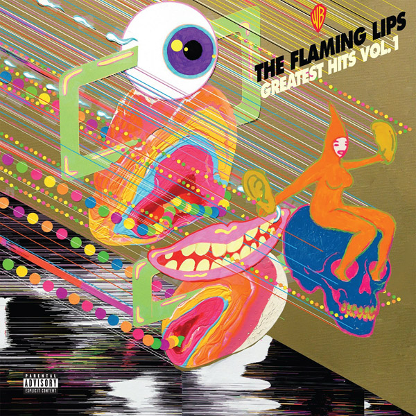 Copertina Vinile 33 giri Greatest Hits Vol. 1 di The Flaming Lips