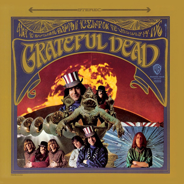 Copertina Disco Vinile 33 giri The Grateful Dead 50th Anniversary di Grateful Dead