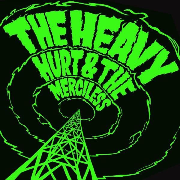 Copertina Disco Vinile 33 giri Hurt & The Merciless di The Heavy