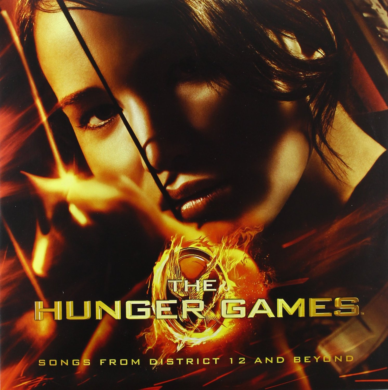 Copertina Disco Vinile 33 giri The Hunger Games [Soundtrack 2xLP] di