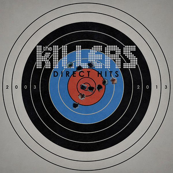 Copertina Vinile 33 giri Direct Hits [2 LP] di The Killers
