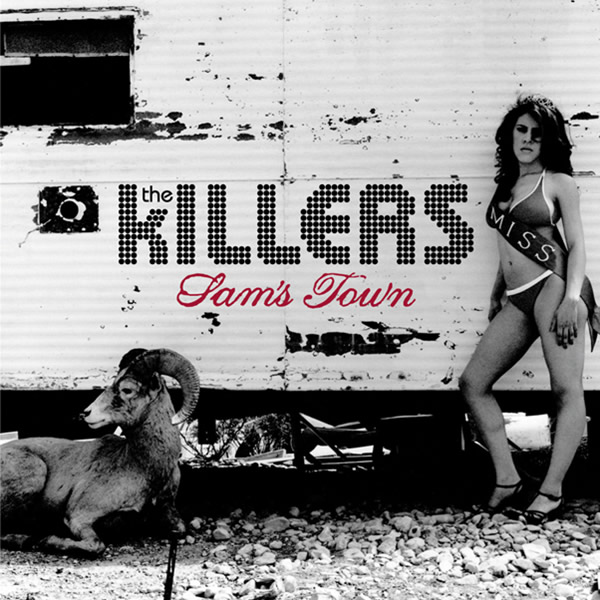 Copertina Vinile 33 giri Sam's Town di The Killers