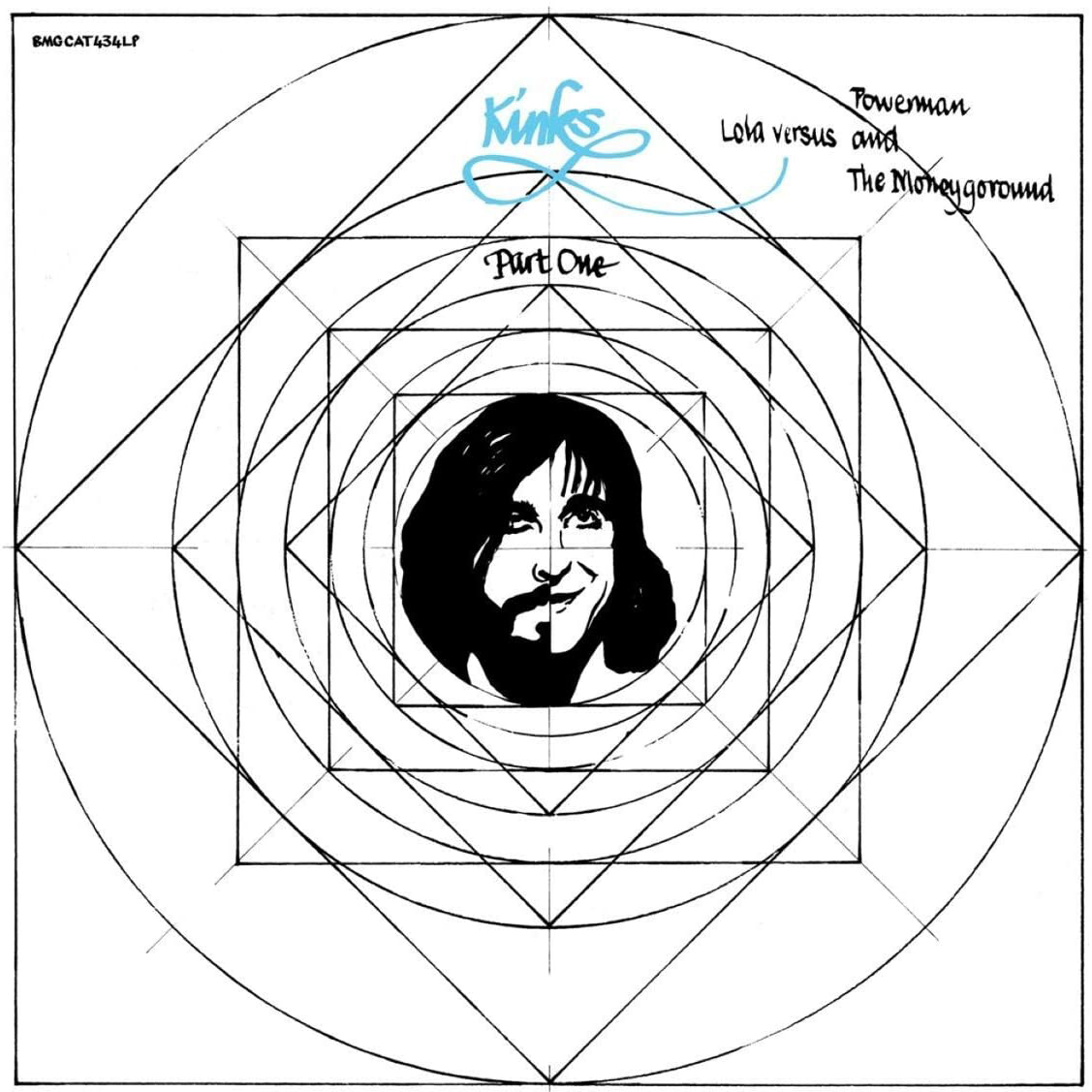 Copertina Vinile 33 giri Lola Versus Powerman and the  di The Kinks