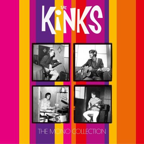 Copertina Disco Vinile 33 giri The Mono Collection [Cofanetto 10xLP] di The Kinks