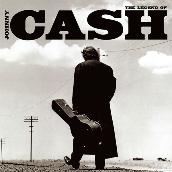 Copertina Disco Vinile 33 giri The Legend Of Johnny Cash [2 LP] di Johnny Cash