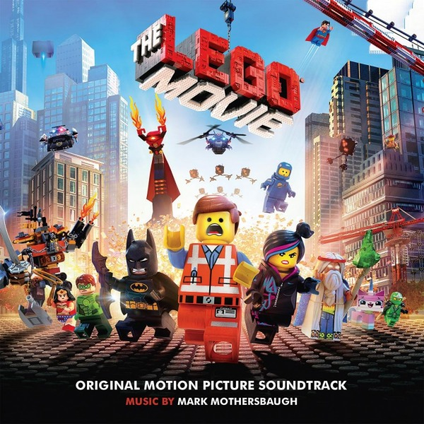 Copertina Disco Vinile 33 giri The Lego Movie [Soundtrack LP] di Mark Mothersbaugh