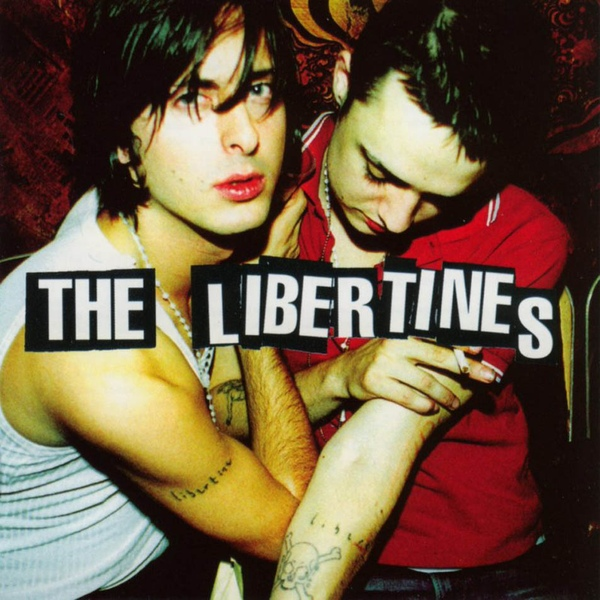 Copertina Disco Vinile 33 giri The Libertines di The Libertines
