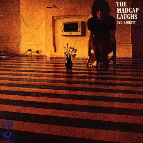 Copertina Disco Vinile 33 giri The Madcap Laughs di Syd Barrett