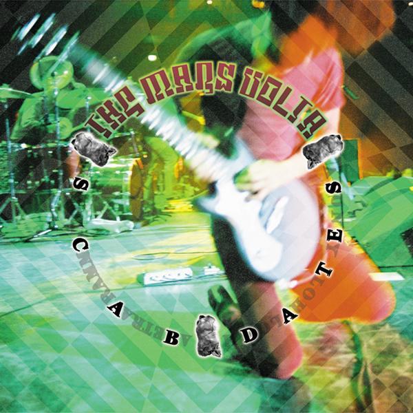 Copertina Disco Vinile 33 giri Scabdates [2 LP] di The Mars Volta