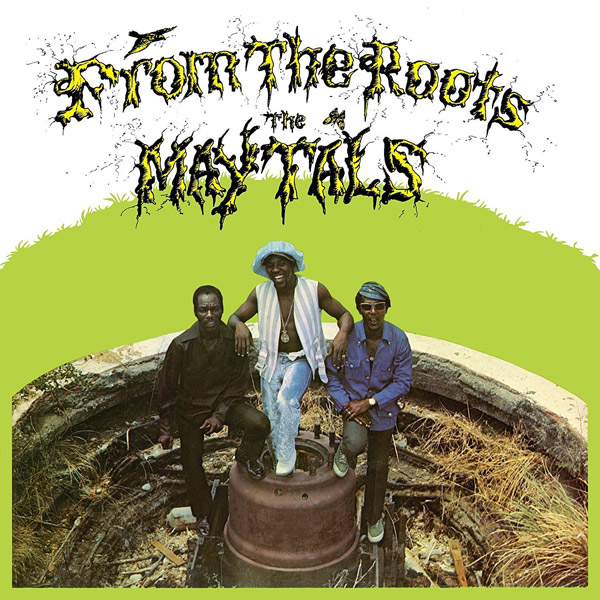 Copertina Vinile 33 giri From the Roots di Toots & The Maytals