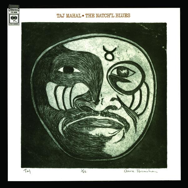 Copertina Disco Vinile 33 giri The Natch'l Blues di Taj Mahal