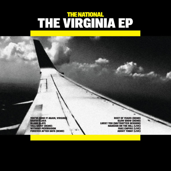 Copertina Disco Vinile 33 giri The Virginia EP di The National