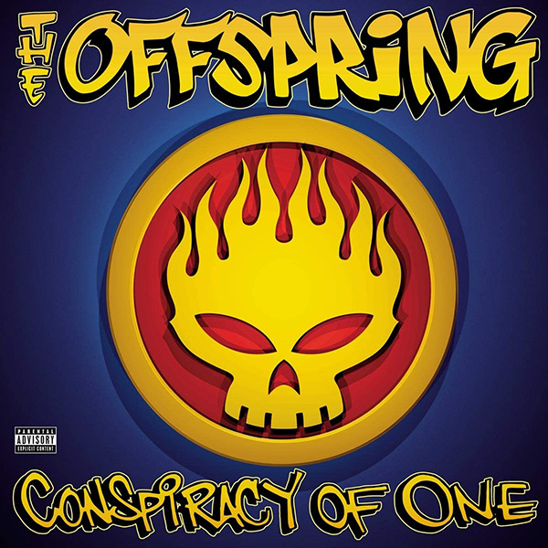 Copertina Vinile 33 giri Conspiracy of One di The Offspring