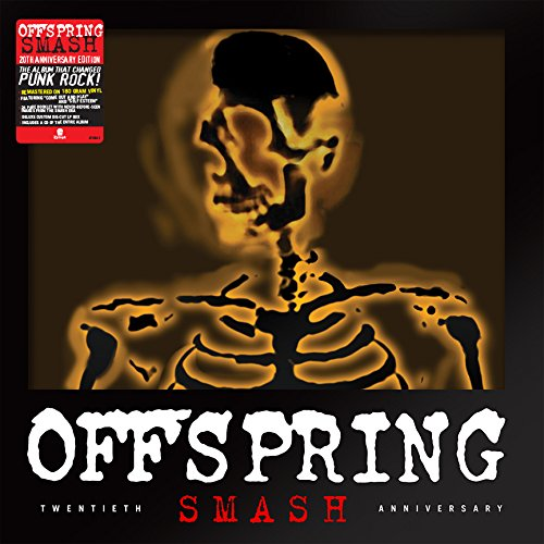 Copertina Disco Vinile 33 giri Smash [LP+CD] di The Offspring