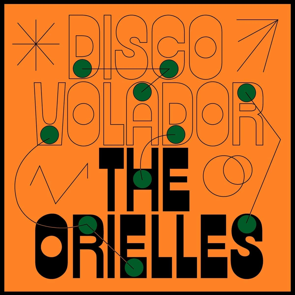 Copertina Vinile 33 giri Disco Volador di The Orielles