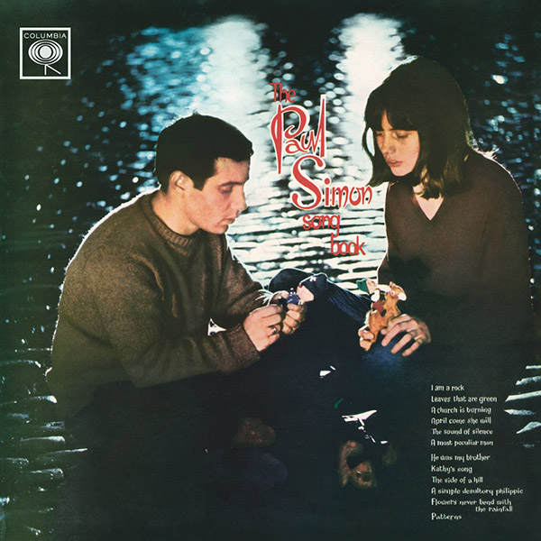 Copertina Vinile 33 giri The Paul Simon Songbook di Paul Simon