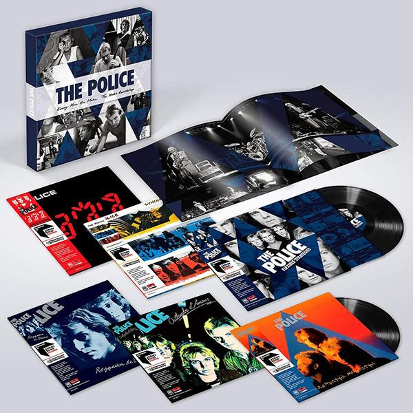 Copertina Vinile 33 giri Every Move You Make:  di The Police