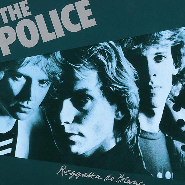 Copertina Vinile 33 giri Reggatta de Blanc di The Police