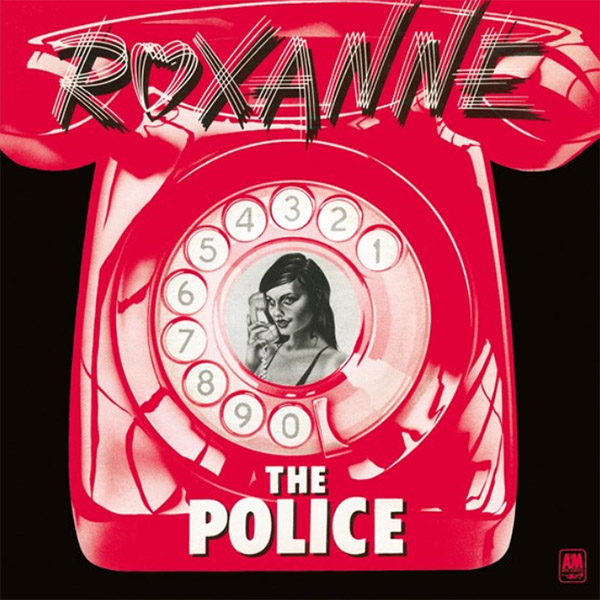 Copertina Vinile 33 giri Roxanne [Singolo 45 Giri] di The Police