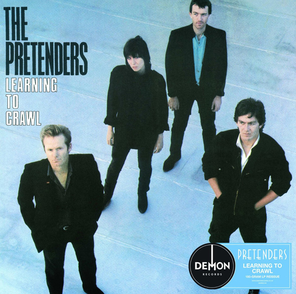 Copertina Disco Vinile 33 giri Learning to Crawl di The Pretenders