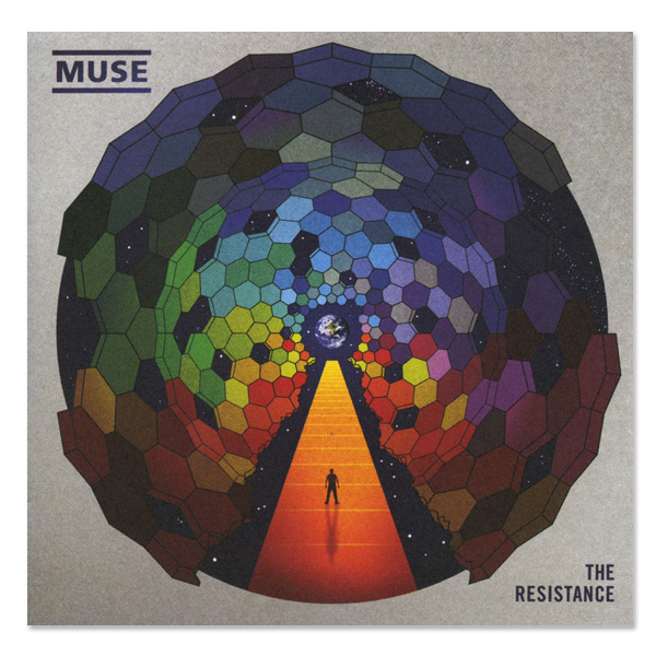 Copertina Disco Vinile 33 giri The Resistance [2 LP] di Muse