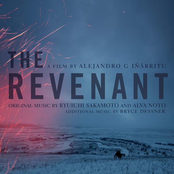 Copertina Disco Vinile 33 giri The Revenant [Soundtrack 2xLP] di Ryuichi Sakamoto
