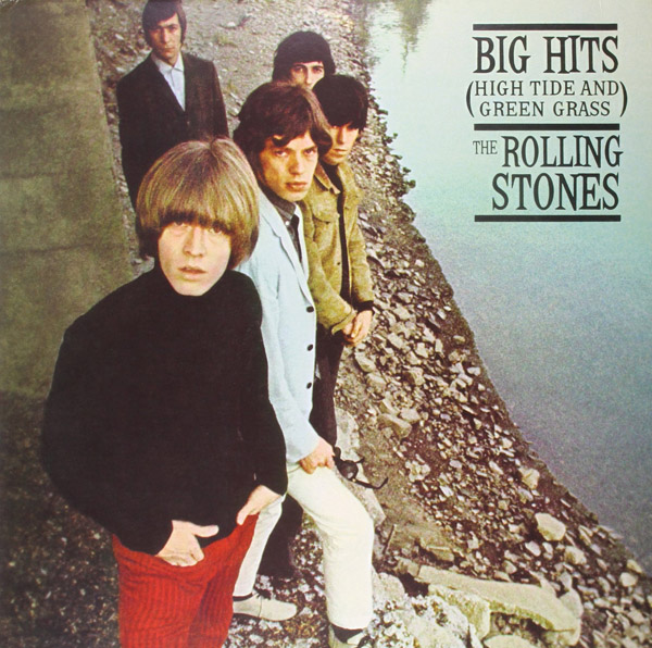 Copertina Disco Vinile 33 giri Big Hits (High Tide & Green Grass) di The Rolling Stones