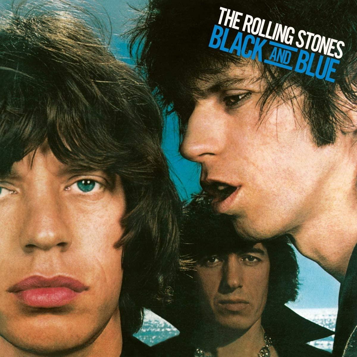 Copertina Vinile 33 giri Black and Blue di The Rolling Stones