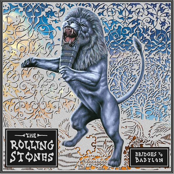 Copertina Vinile 33 giri Bridges To Babylon [2 LP] di The Rolling Stones