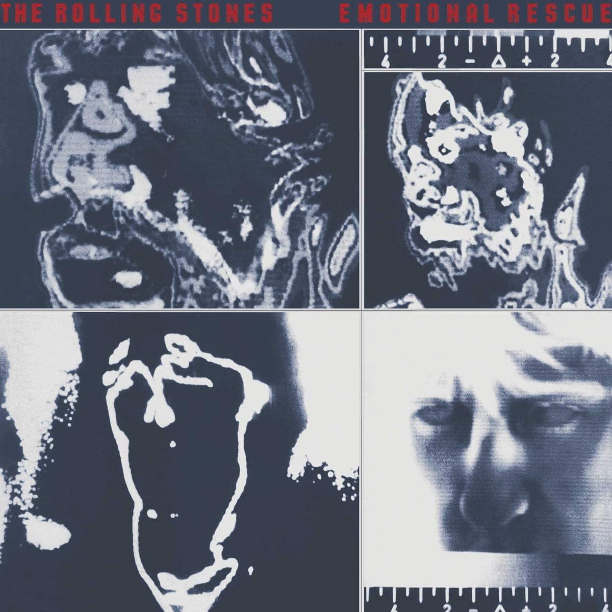 Copertina Vinile 33 giri Emotional Rescue di The Rolling Stones