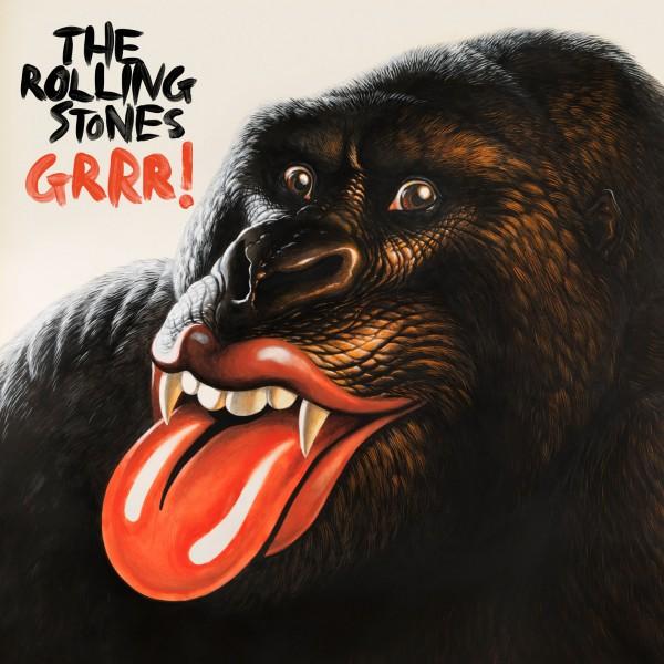 Copertina Disco Vinile 33 giri Grrr! Greatest Hits [Cofanetto - 5xLP] di The Rolling Stones