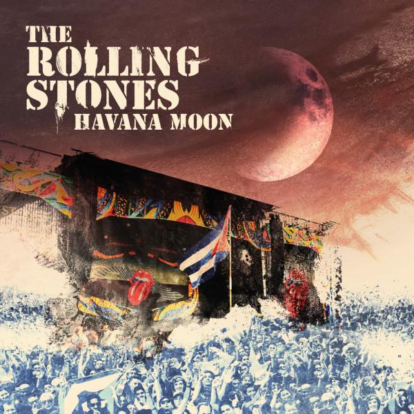 Copertina Disco Vinile 33 giri Havana Moon [3LP + DVD] di The Rolling Stones