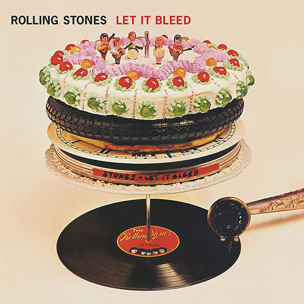 Copertina Vinile 33 giri Let It Bleed di The Rolling Stones
