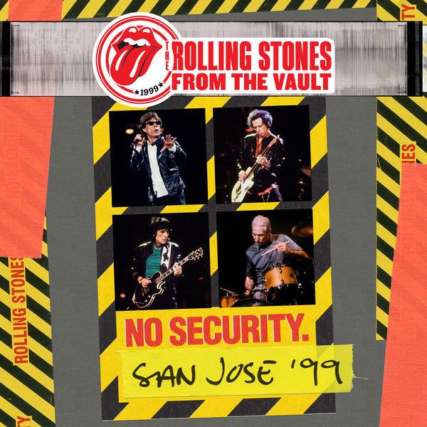 Copertina Vinile 33 giri No Security: San Jose '99 [3 LP] di The Rolling Stones