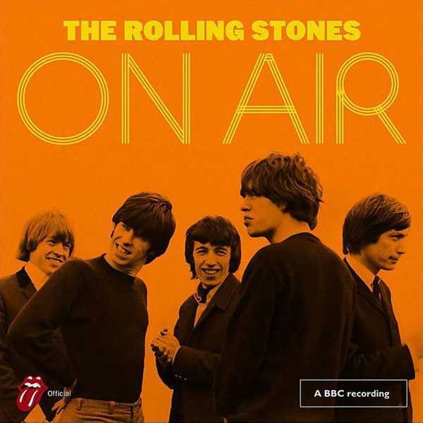 Copertina Vinile 33 giri On Air [2 LP] di The Rolling Stones