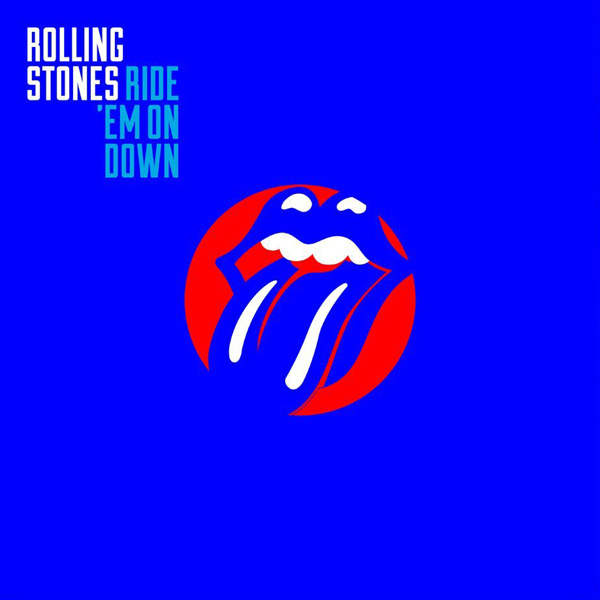 Copertina Disco Vinile 33 giri Ride 'Em All Down [Singolo 45 Giri] di The Rolling Stones