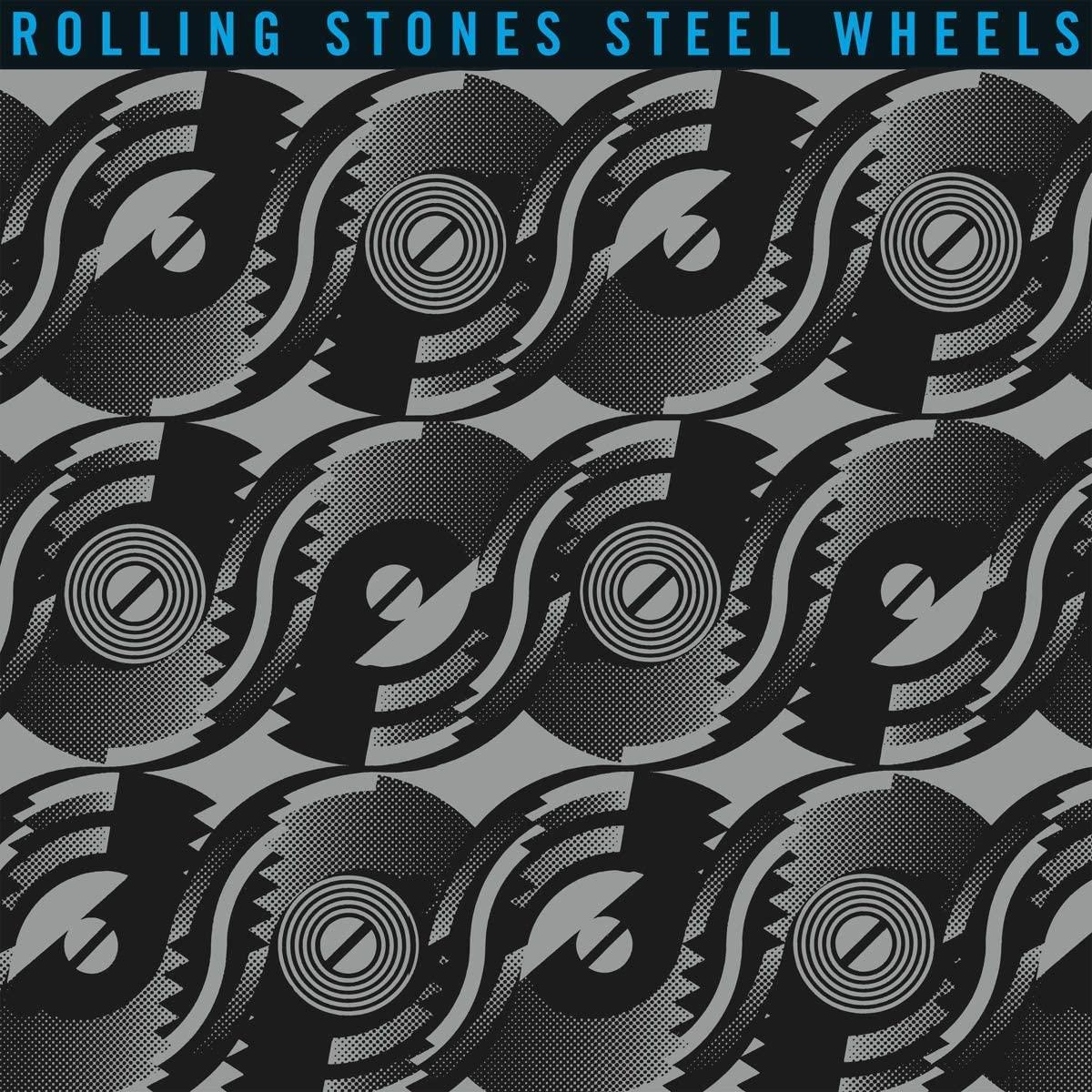Copertina Vinile 33 giri Steel Wheels di The Rolling Stones