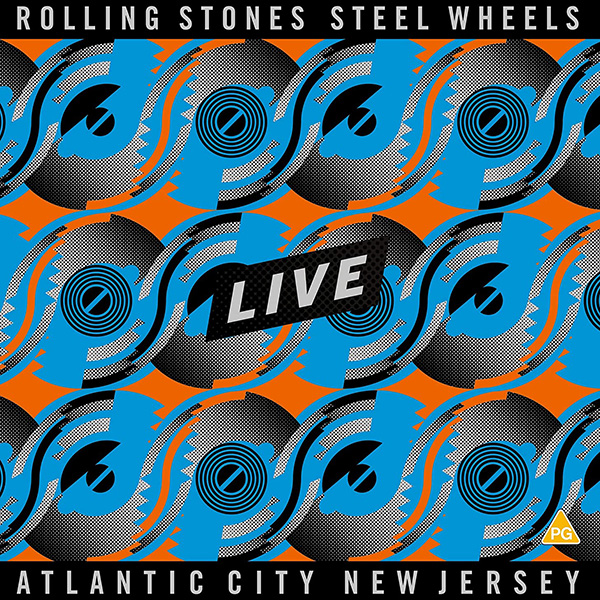 Copertina Vinile 33 giri Steel Wheels Live [4 LP] di The Rolling Stones