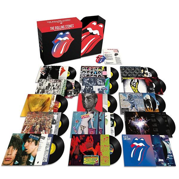 Copertina Vinile 33 giri Studio Albums Vinyl Collection 1971-2016  di The Rolling Stones